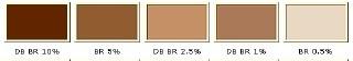 Bio Pigment 100ml - Brown