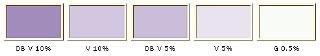 Bio Pigment 250ml - Violet