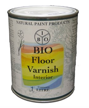 Bio Floor Varnish 1L Gloss Interior