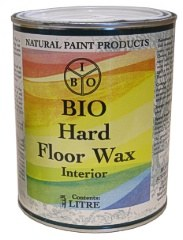 Bio Hard Floor Wax 4L