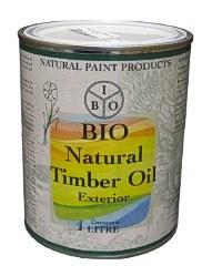 Bio Natural Timber Oil 1L Exterior