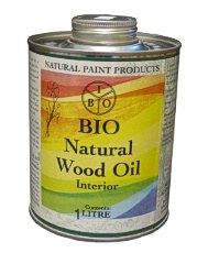 Bio Natural Wood Oil  Interior 1L