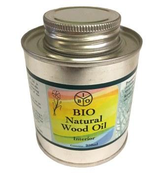 Bio Natural Wood Oil Interior 250ml