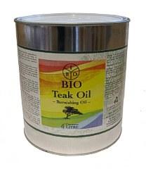 Bio Teak Oil 4L