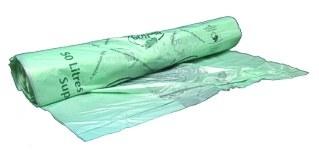 Bin Liner 50L,32bags