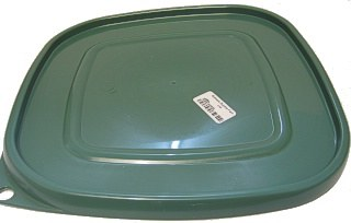 Bokashi Bucket Part - Lid Green