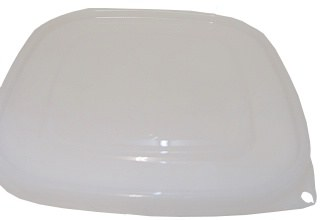 Bokashi Bucket Part - Lid White