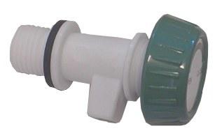 Bokashi Bucket Part - Tap Green