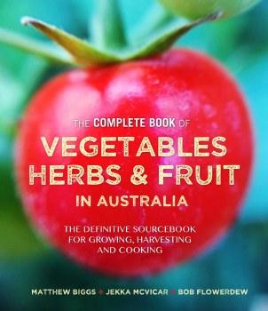 Complete Veg Herb Fruit Aust