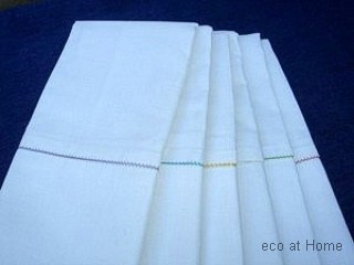 Cot Sheet Set Hemp.