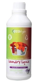 ECOlogic Laundry Liquid 1L Lavender