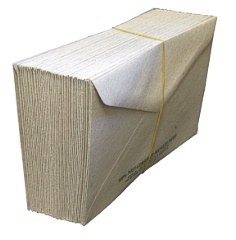 Brown C6 envelopes pack 50