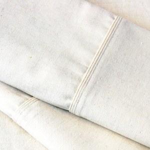 Hemp Pillowcases (2) Standard White
