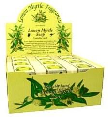 Lemon Myrtle Soap 24 Mixed Box