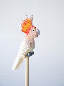 Animal Pencil Major Mitchell Cockatoo