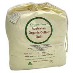 Organic  Cotton Quilt Summer King