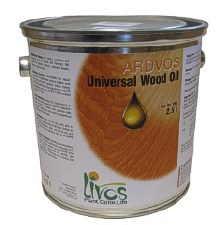 Ardvos Wood Oil 2.5Litres by livos