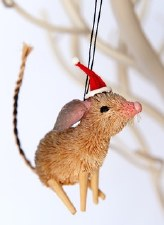 Animal Ornament Xmas Bilby