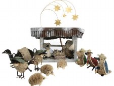 Aussie Nativity Scene