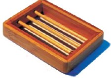 Soap Dish Bamboo