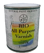 Bio Varnish All Purpose Satin 1L