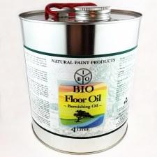 Bio Floor Oil 4L
