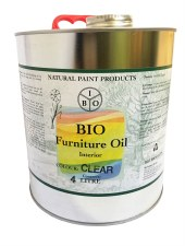 Bio Furniture Oil 4 Litres