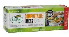 Bin Liner 10L (to fit a Maxair Bin) x 20 bags in a box