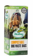 Bio Doggy Bags 2 rolls of 20