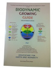 Biodynamic Growing Guide Chart