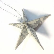 Scented Star - Silver - Christmas