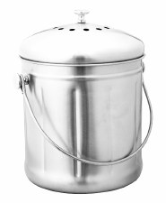 Compost Collector Stainless10L