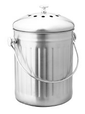 Compost Collector Stainless 5L