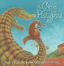 Croc And The Platypus