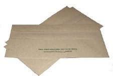 Brown DL Envelopes 100%recycled