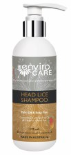 Head Lice Shampoo 375ml Envirocare