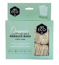 EVER ECO Reusable Mesh Produce Bags