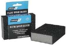 Flexible Sanding Block or sponge Medium/Fine
