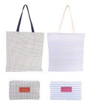 Foldable Cotton Shoppping Bag