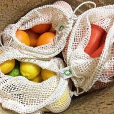 Fruit and Veg Bag - Mesh Bag