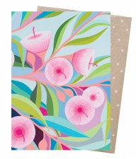 Greeting Card - Pink Blossom