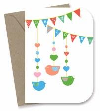 Greeting Card - Baby Love