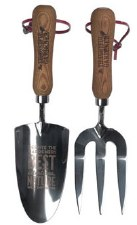 Hand Trowel and Fork