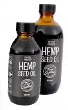 369 Hemp Seed Oil 200ml