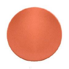 Impact Dinner Plate Tangerine