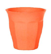 Impact Latte Cup - Tangerine