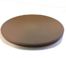 Impact Dinner Plate Cocoa