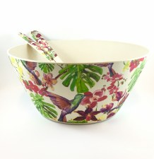 Impact Salad Bowl 25cm Tropicana