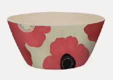 Impact Salad Bowl 25cm Poppy