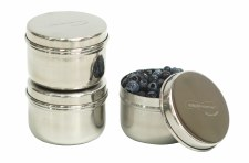 U-Konserve Mini Food Tin 3Pk